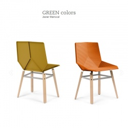 Silla Green Colors