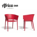 Africa Chair exterior