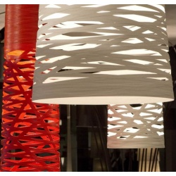 Foscarini Tress suspendida