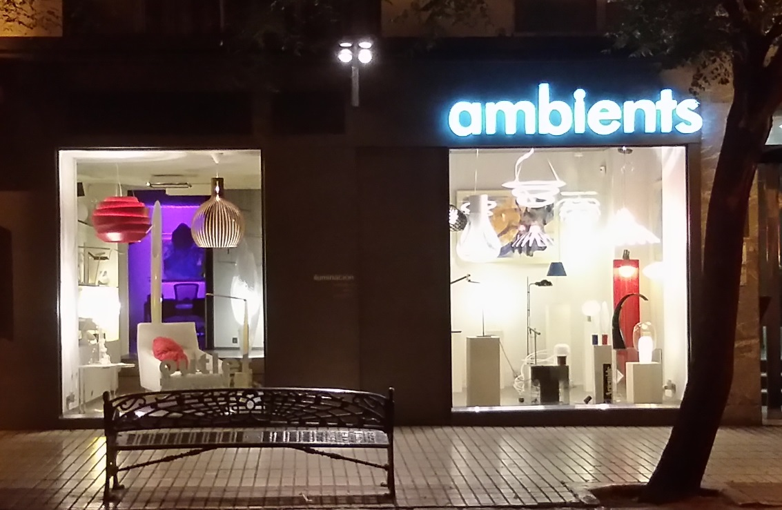 Ambients Showroom