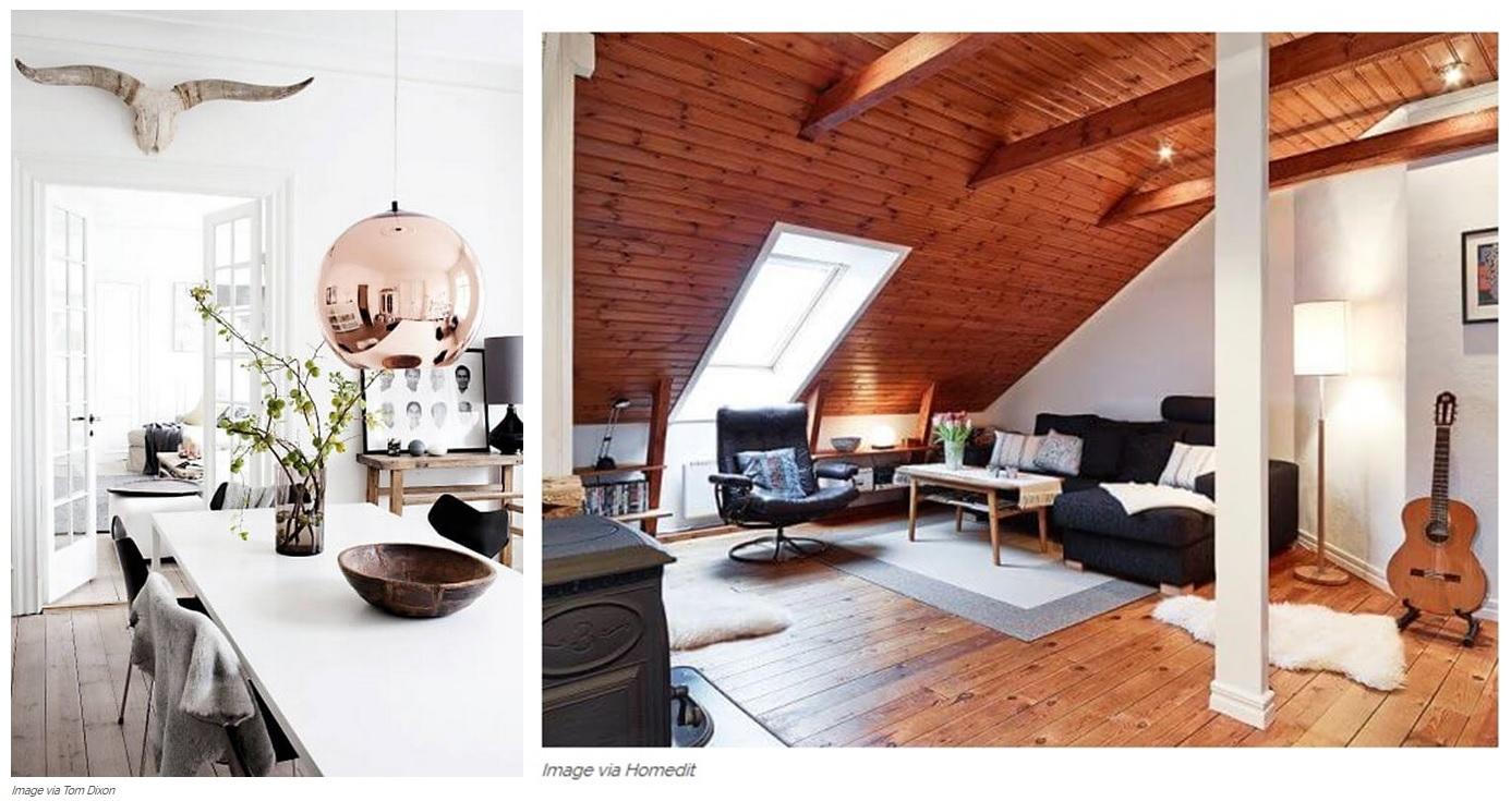 elementos decorativos escandinavos para decorar tu hogar